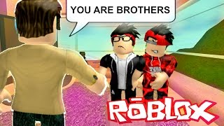 THE SCHOOL BULLY AND NERD FIND OUT THEY'RE BROTHERS?!? | Roblox Roleplay