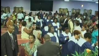 church aisle praise