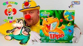 Giocattoli per bambini e ragazzi, Mangia Ippo - Giochi da tavolo - Hasbro - Giocattoli
