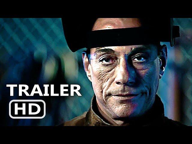 JEAN CLAUDE VAN JOHNSON Official Trailer (2017) Van Damme, Amazon Video TV Series HD