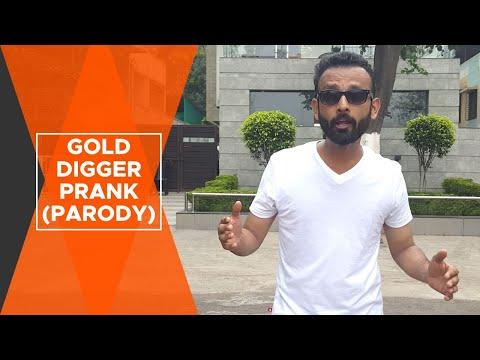 BYN : Gold Digger Prank (Parody)