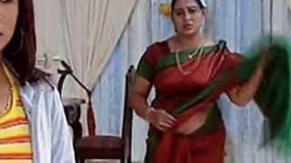 Mallu Serial actress exposer