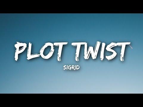 Sigrid - Plot Twist (Lyrics  Lyrics Video)