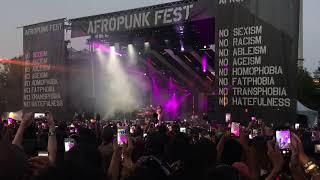 SZA Afropunk Brooklyn 2017 Set