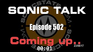 Sonic TALK 502-  Game Of Drones