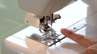 How to Use a Walking Foot Attachment | Sewing Machine