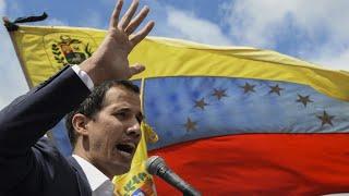 """فنزويلا: رئيس البرلمان خوان غوايدو يعلن نفسه """"رئيسا بالوكالة"""""""