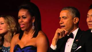 Aretha Franklin - You Make Me Feel (Like A Natural Woman) - Kennedy Center Honors 2015