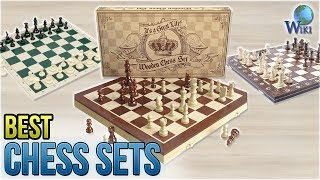 10 Best Chess Sets 2018