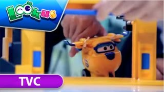 【Official】Super Wings_TVC 02