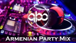 DJ ABO -  Armenian Party Mix #2 2016