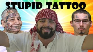 Donkey Of The Day -  Stupid Tattoos