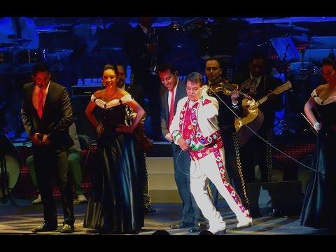 Juan Gabriel en Las Vegas 2014 grito de independencia medley HD