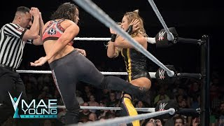 Zeda vs. Shayna Baszler - First Round Match: Mae Young Classic, Aug. 28, 2017