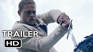 King Arthur- Legend of the Sword - Official Comic-Con Trailer [HD] HINDI