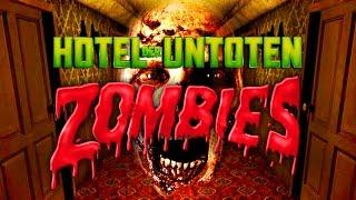 Hotel Der Untoten Custom Zombies (Call of Duty Black Ops 3 Zombies)