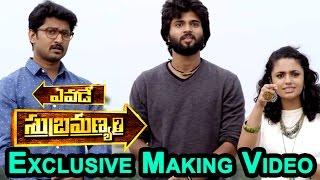 Yevade Subramanyam Exclusive Making Video | Movie Takes | Nani | Malavika Nair