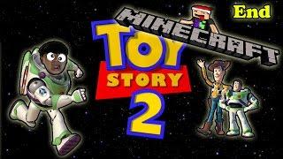 [Adventure]Minecraft Toy Story 2 - Tập cuối: HOÀN THÀNH SỨ MỆNH !!