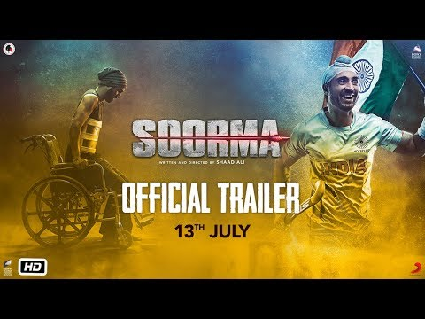 Xxx Mp4 Soorma Official Trailer Diljit Dosanjh Taapsee Pannu Angad Bedi 3gp Sex