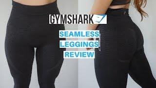 GymShark Seamless Leggings Review | May/June 2017 Favorites