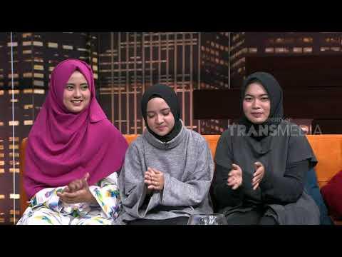 SABYAN GAMBUS dan DHANIA 'Trend Shalawat  Kekinian' | HITAM PUTIH(010618) 4-4