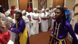 Tosin Akinmoladun's Revival 2013 @ C&S Oke Igbala