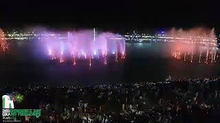 The Majestic Dancing Fountains of Bahria Town Kara