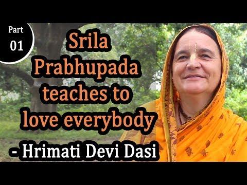 Xxx Mp4 Prabhupada Teaches To Love Everybody Hrimati Devi Dasi Part 01 3gp Sex