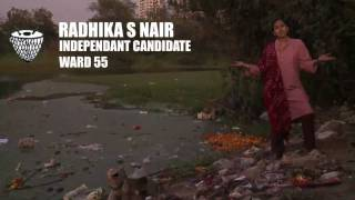 Radhika S Nair, Ward 55