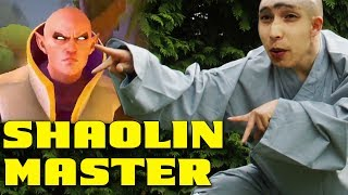 SHAOLIN MASTER IN DOTA ◄ SingSing Dota 2 Highlights