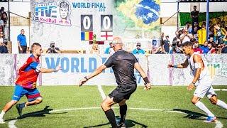 A 1vs1 Football Match  - Who wins? | Neymar Jr's Five World Final 2017