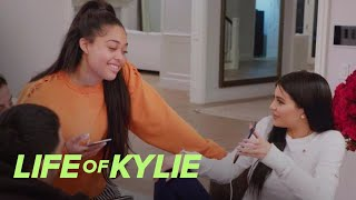 Kylie Jenner Plays Matchmaker for Jordyn Woods | Life of Kylie | E!