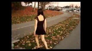 Woman transforms into tree