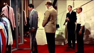 The Patsy - Jerry Lewis classic movie trailer