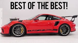 My 991.2 GT3RS gets a THREE DAY DETAIL!