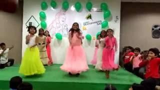 bhale bale magadivoy songs Dancing by BHASHYAM Littil Champs Guntur