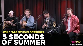 5 Seconds of Summer Performs 'Jet Black Heart' and 'Want You Back' LIVE!