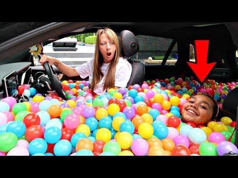 Xxx Mp4 BALL PIT PRANK IN MY MOM S CAR 3gp Sex