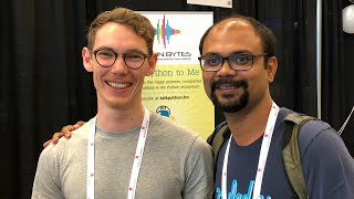 PyCon 2018 Vlog 04 – How To Become a Better Python Developer (Kushal Das)