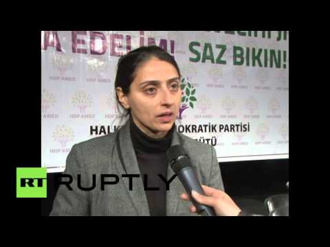 Turkey: Presence of heavy weapons makes Sur different to Kobane - HDP's Uca