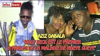 Aziz Dabala défie Boy Jiné