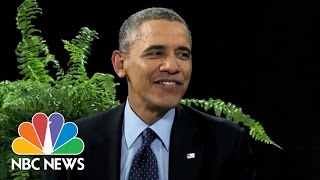 President Barack Obama's Funniest Moments As Comedian-In-Chief | NBC News