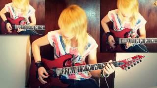 Master Of Puppets-Metallica (Flor Zuloaga Floreks -Guitar Cover)