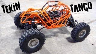 "4 Wheel Steer ""TANGO"" Goes TWIN BRUSHLESS - TEKIN POWER!   RC ADVENTURES"