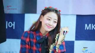 20171223 종로 팬사인회 이달의 소녀 이브 🍎