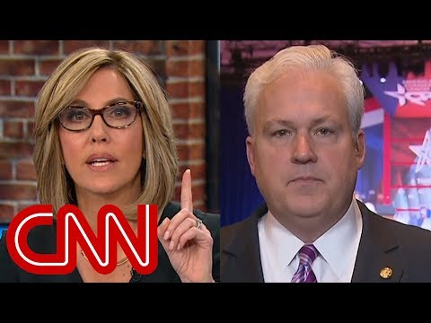 Xxx Mp4 CNN Anchor And Conservative Activist Spar Over NRA Speech 3gp Sex
