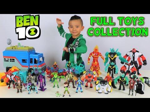 Xxx Mp4 FULL Ben 10 Toys Collection 2017 2018 Fun With Ckn Toys 3gp Sex