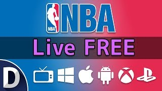 How to Watch NBA Games for FREE Live (iPhone, Android, PC, Mac, Xbox, PS4, Chromecast)