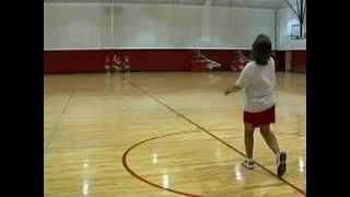 Indoor Defensive Drills for Softball