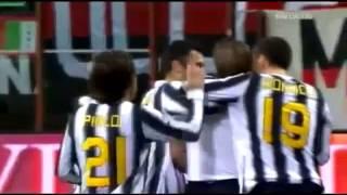 Tutti i gol di Alessandro Matri in maglia Bianconera